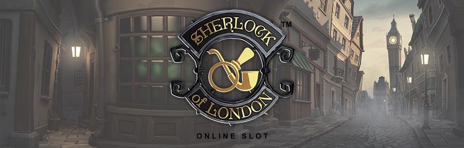 Sherlock of London Slot Thor Slots
