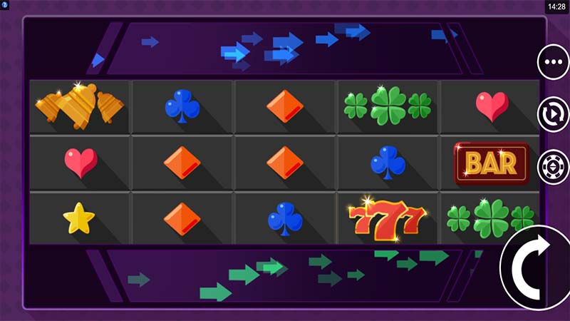 Sidewinder Free Slots
