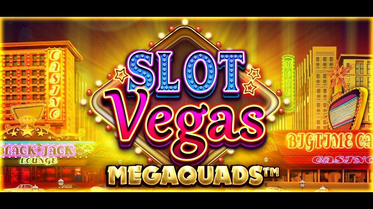 Slot Vegas Megaquads Review