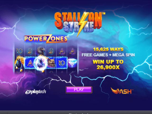 Stallion Strike Slot Bonus