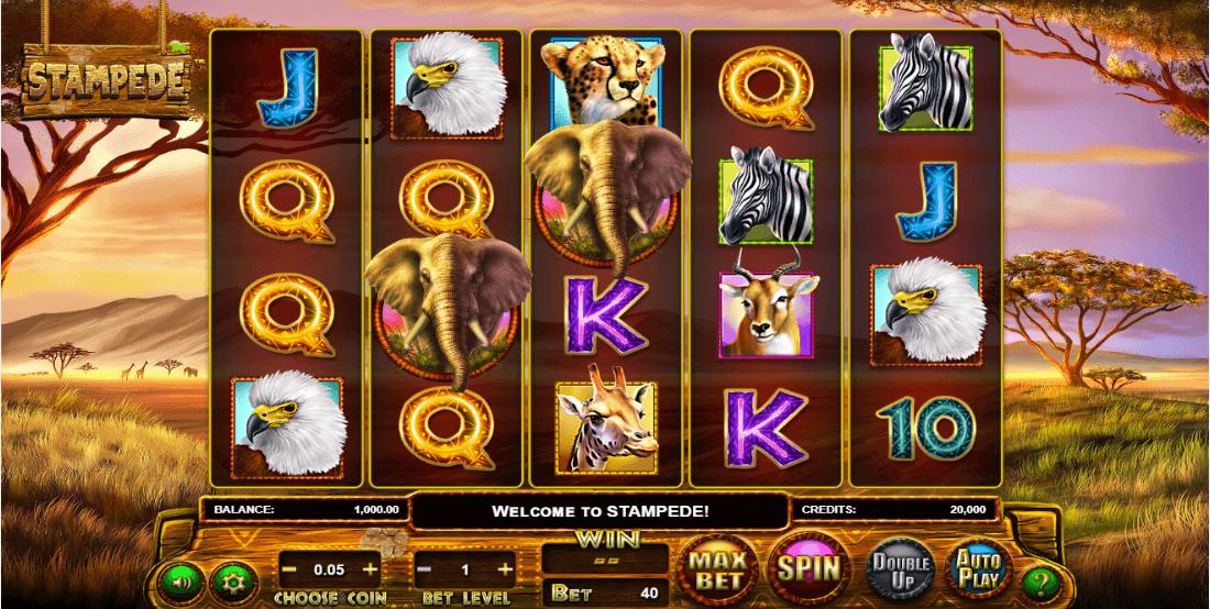 Stampede Free Slots