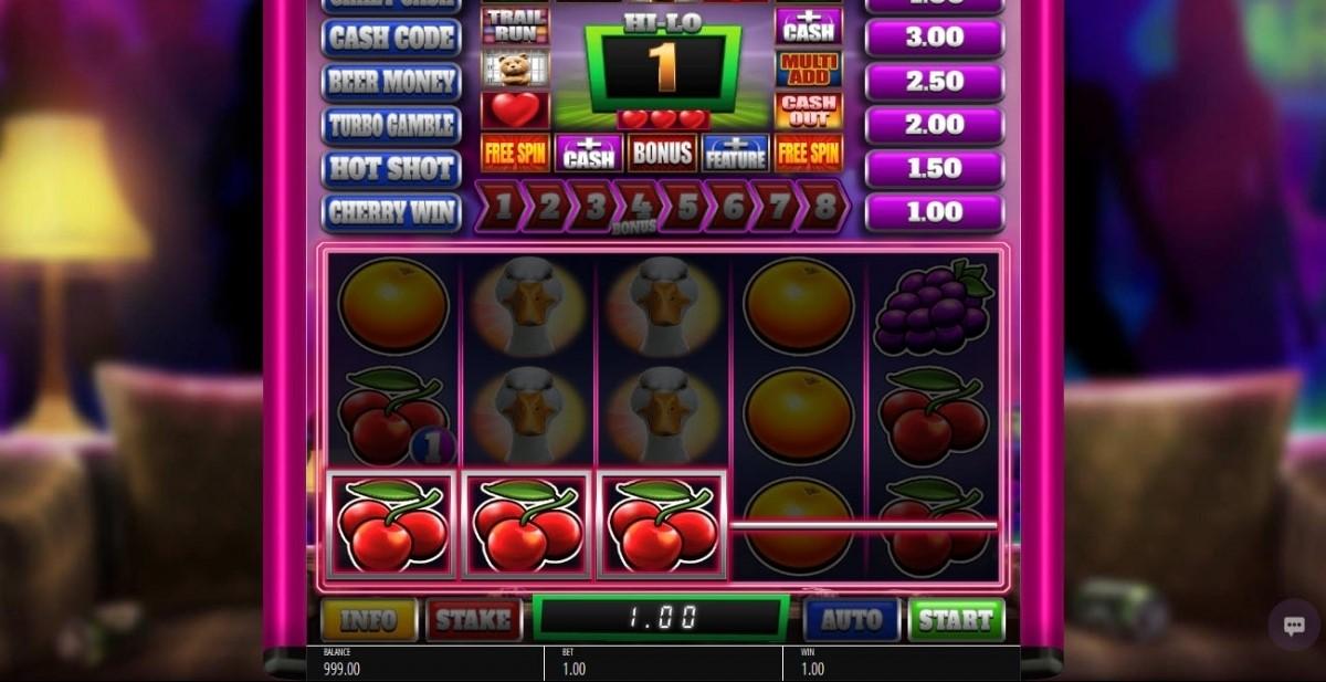 Ted Pub Fruits Series Slot Bonus
