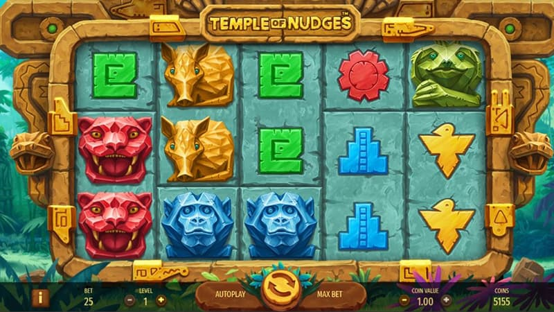 Temple of Nudges Slots Online
