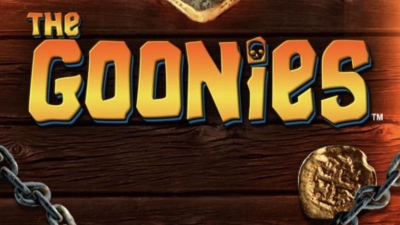 The Goonies Slot Game Logo