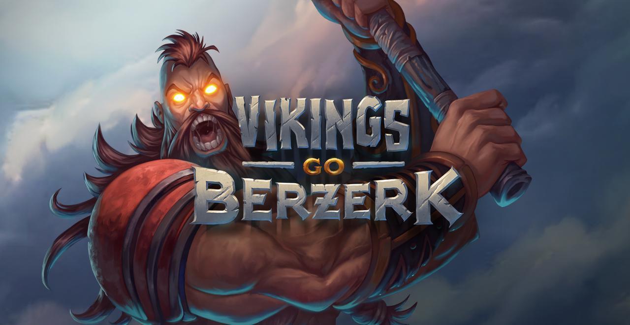 Vikings Go Berserk Logo