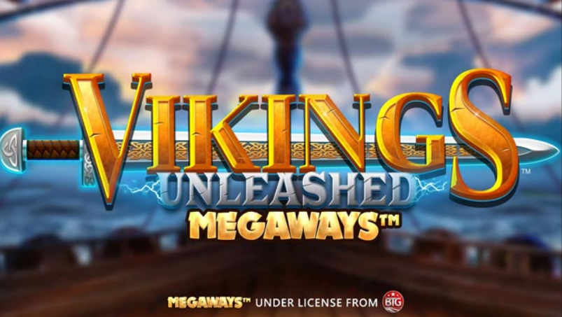 Vikings Unleashed MegaWays Slot Thor Slots