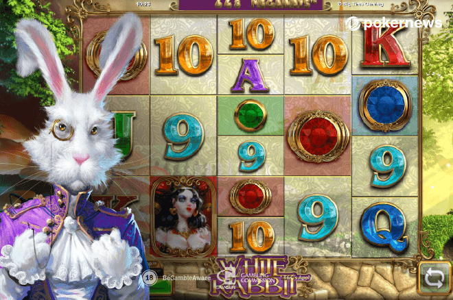White Rabbit Slot Gameplay