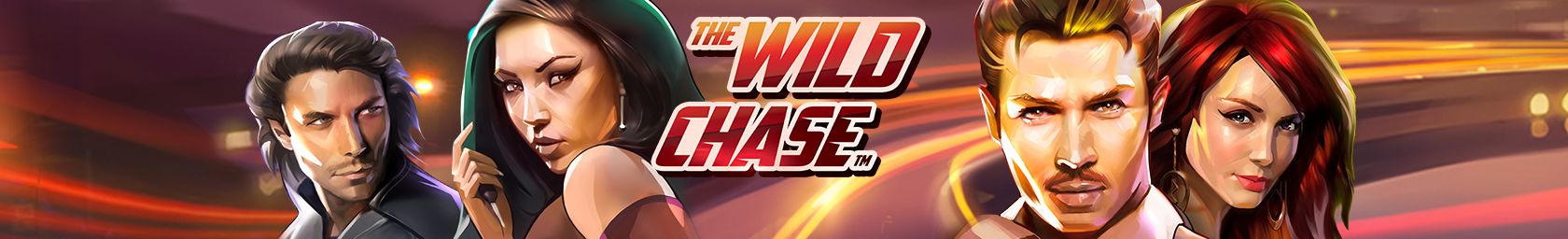 The Wild Chase Slot Banner