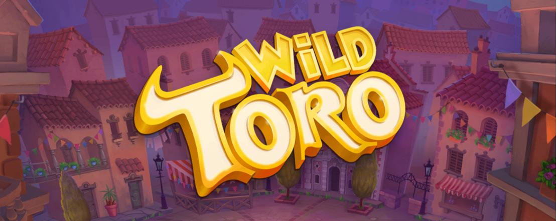 Wild Toro Slot Banner