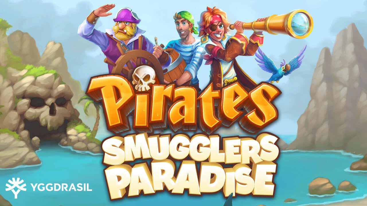 Pirates Smugglers Paradise Slot Thor Slots