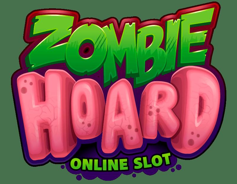 Zombie Hoard Slot Banner