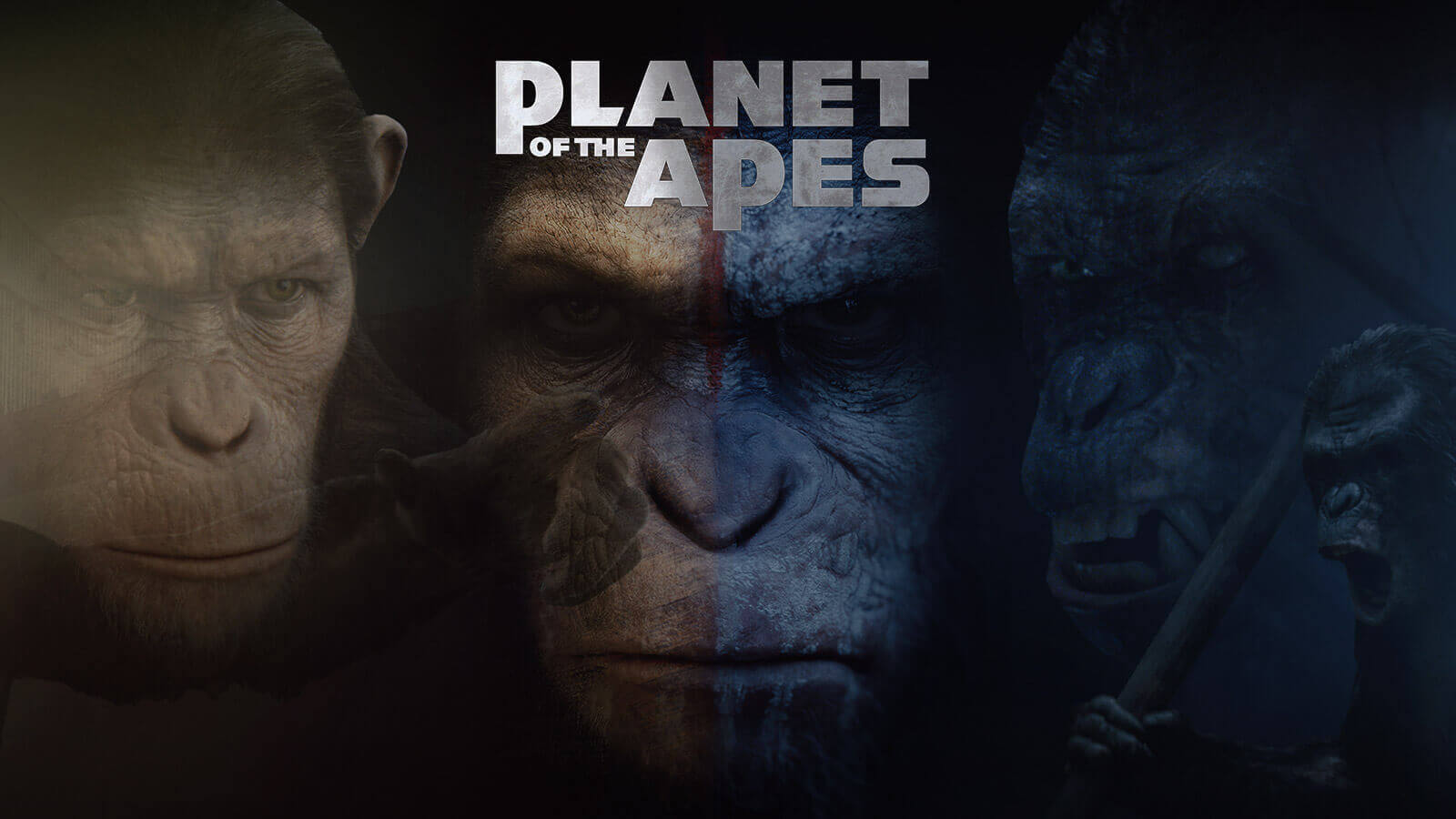 Planet of the Apes Slot Game Logo