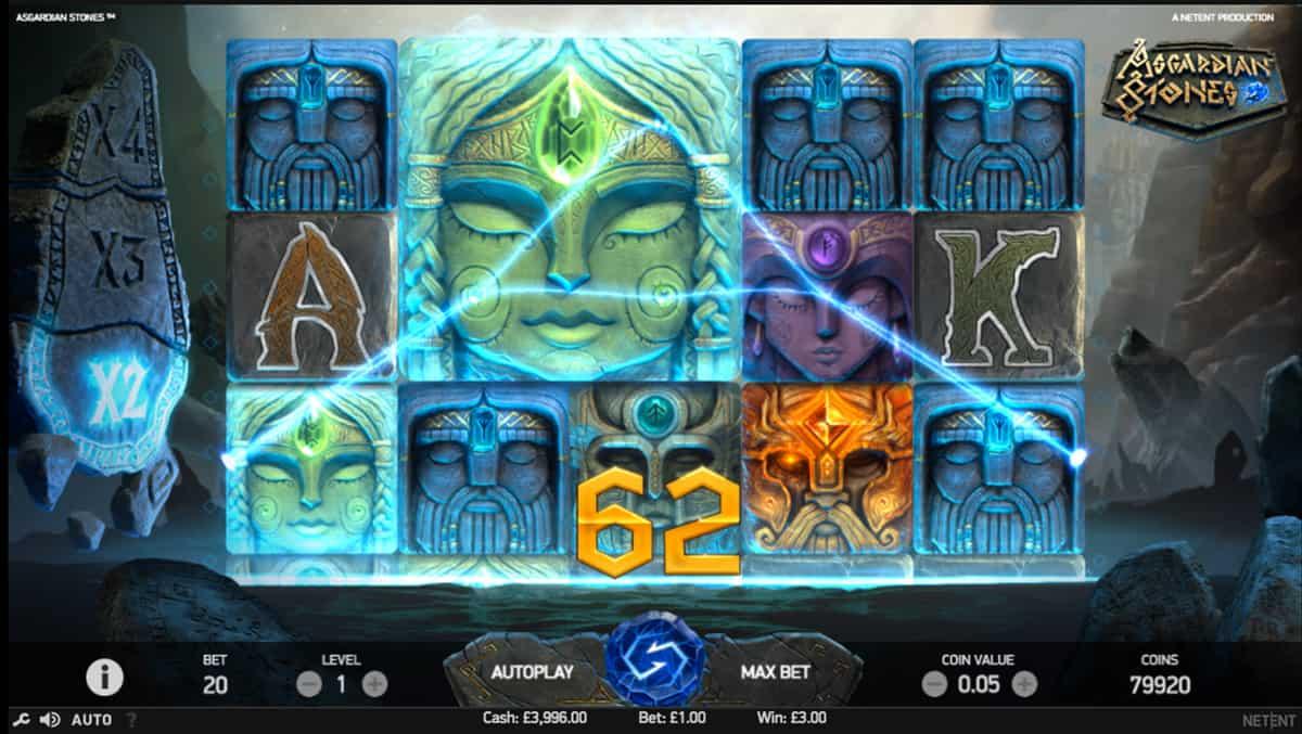 Asgardian Stones Slots Online