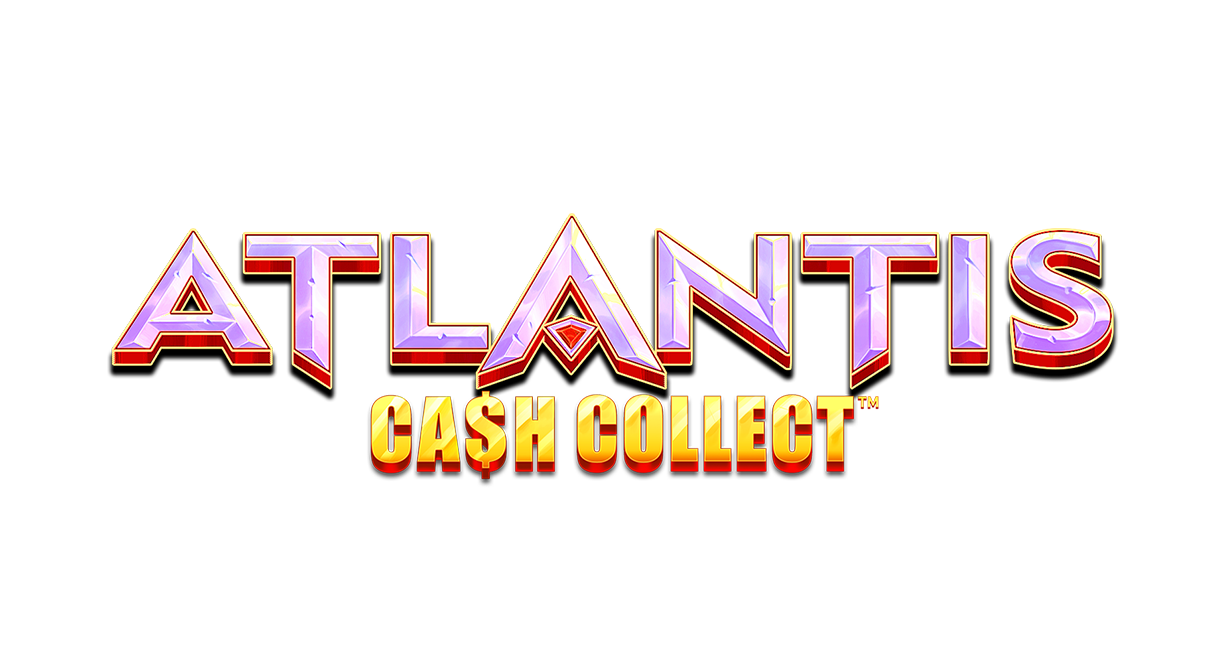 Atlantis Cash Collect Slot Banner