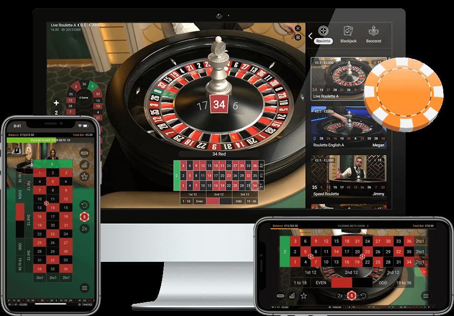 Auto Roulette Mobile Casino Games