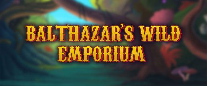 Balthazar's Wild Emporium Slot Thor Slots