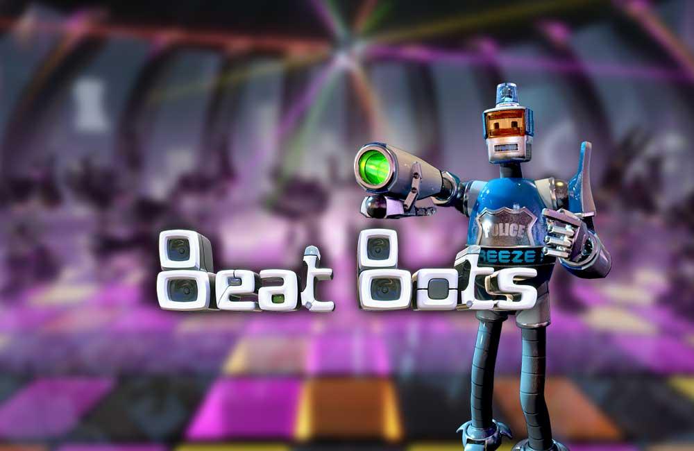 Beat Bots Slots Thor Slots
