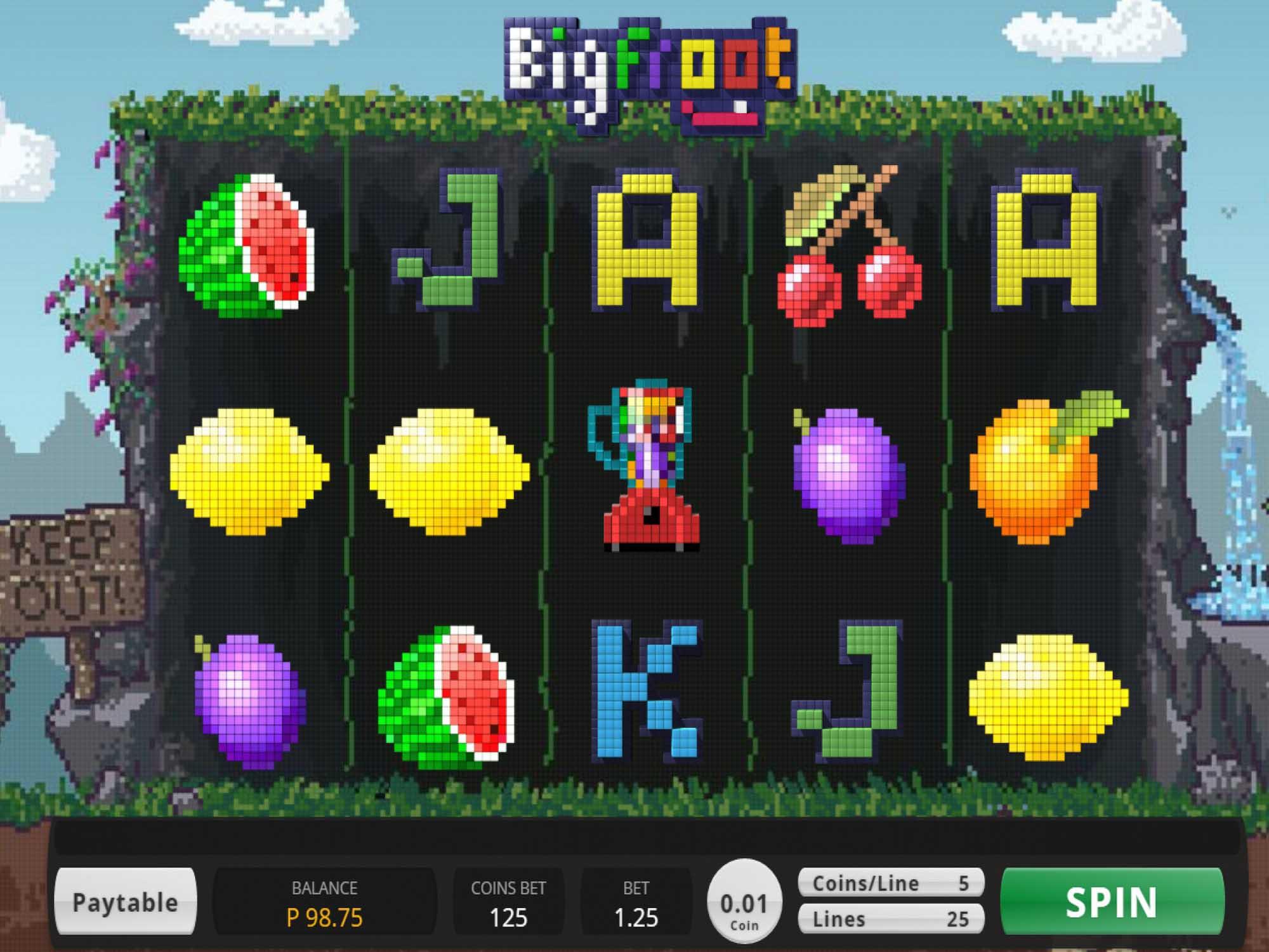 Big Froot Slot Game