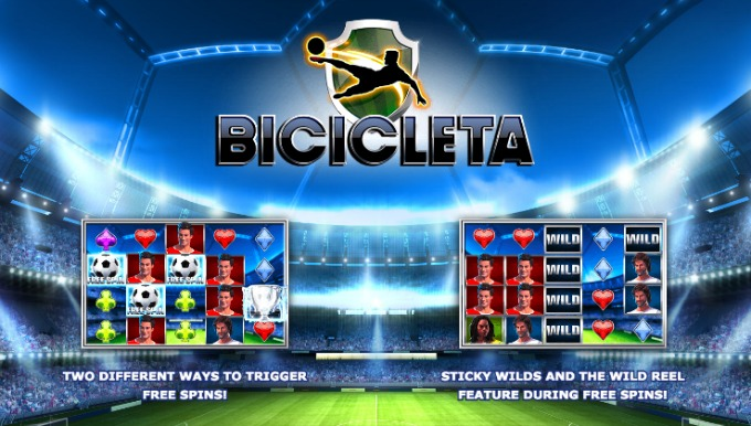 Bicicleta Slot Bonus Features