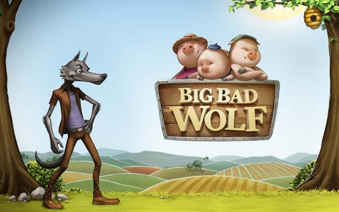 Big Bad Wolf Slots Logo