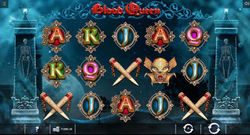 Blood Queen Slot Game