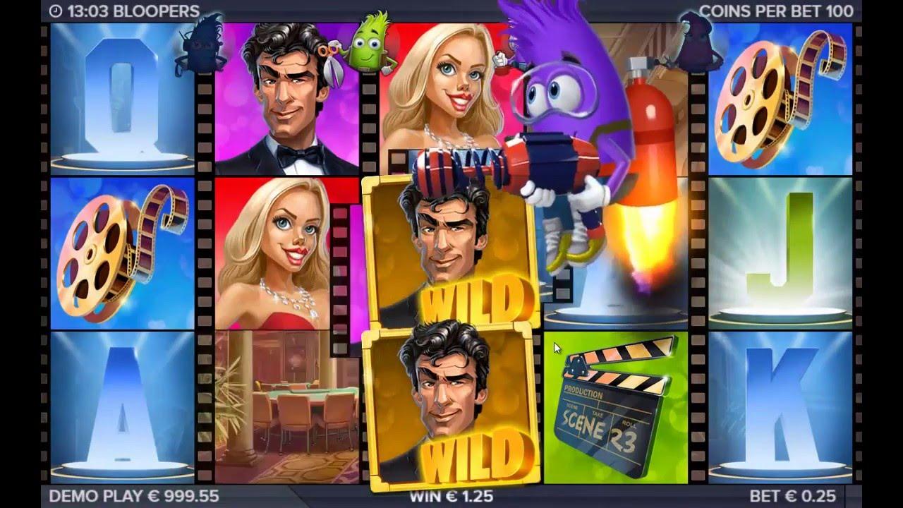 Bloopers Slot Games Online