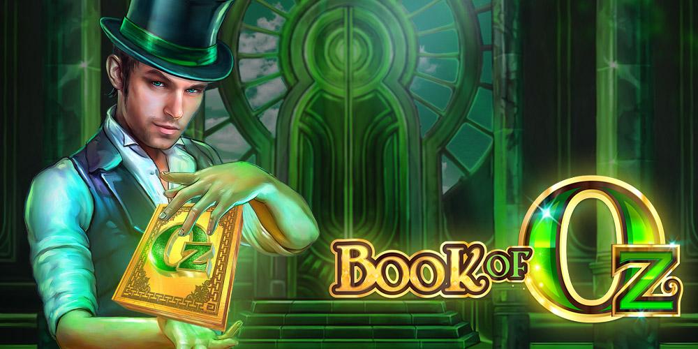 Play Book of Oz Slot Thor Slots