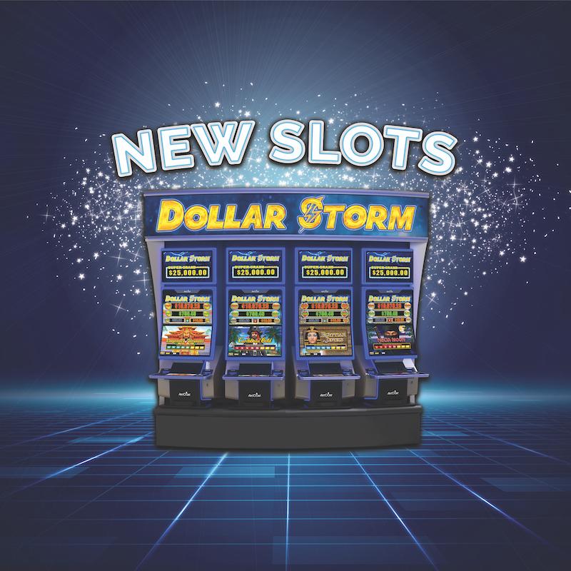 July 2021 Slots
