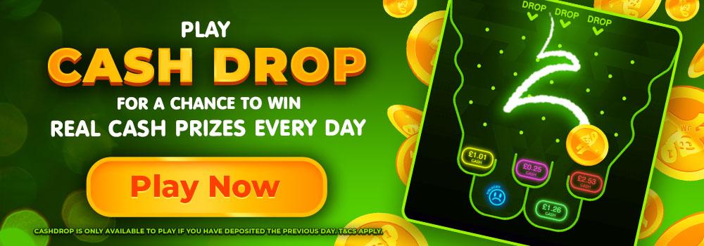 Promotion - CashDrop - ThorSlots