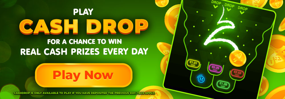 cashdrop - offer - Thorslots