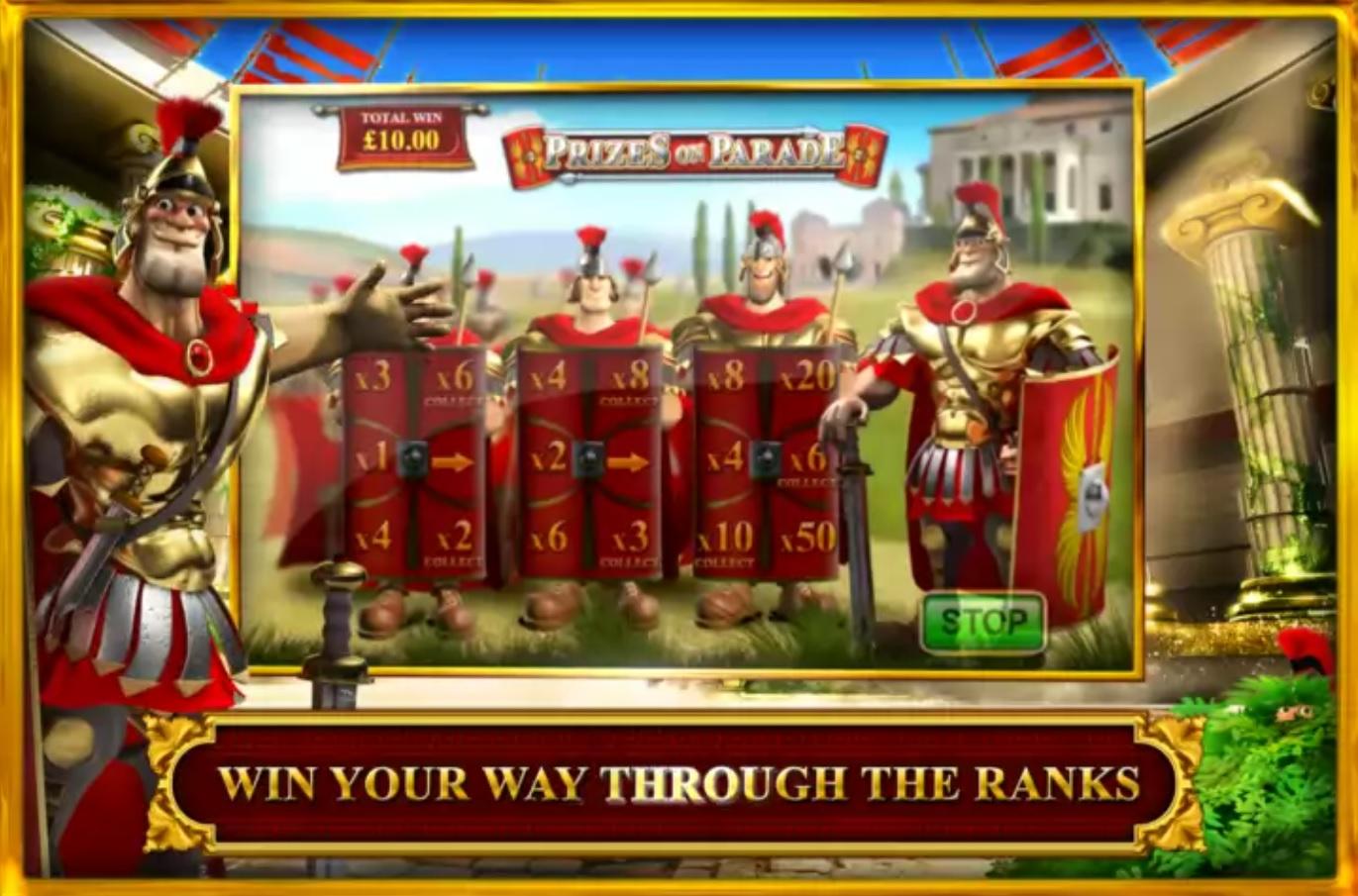 Centurion Casino Game