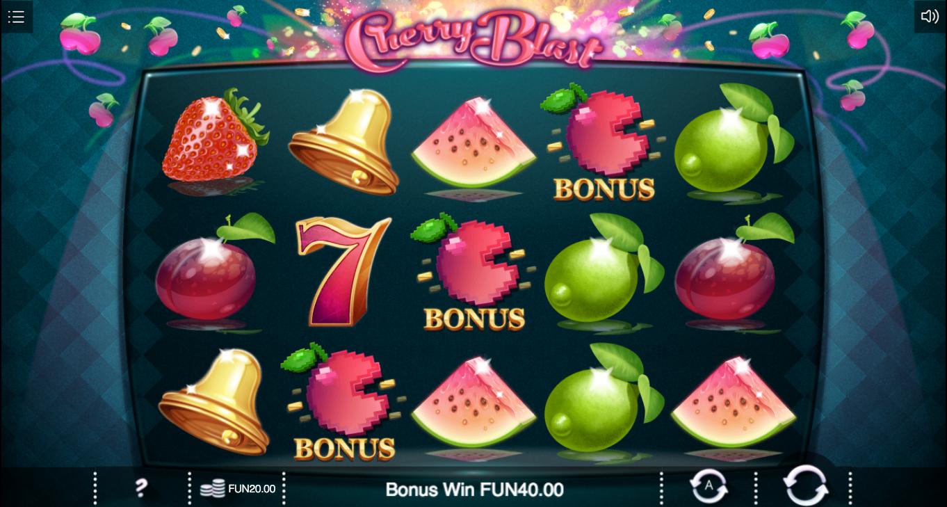 Cherry Blast Slots Online
