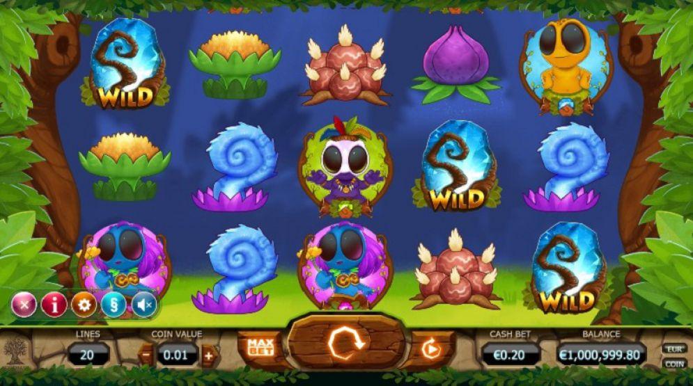 Chibeasties Slot Online