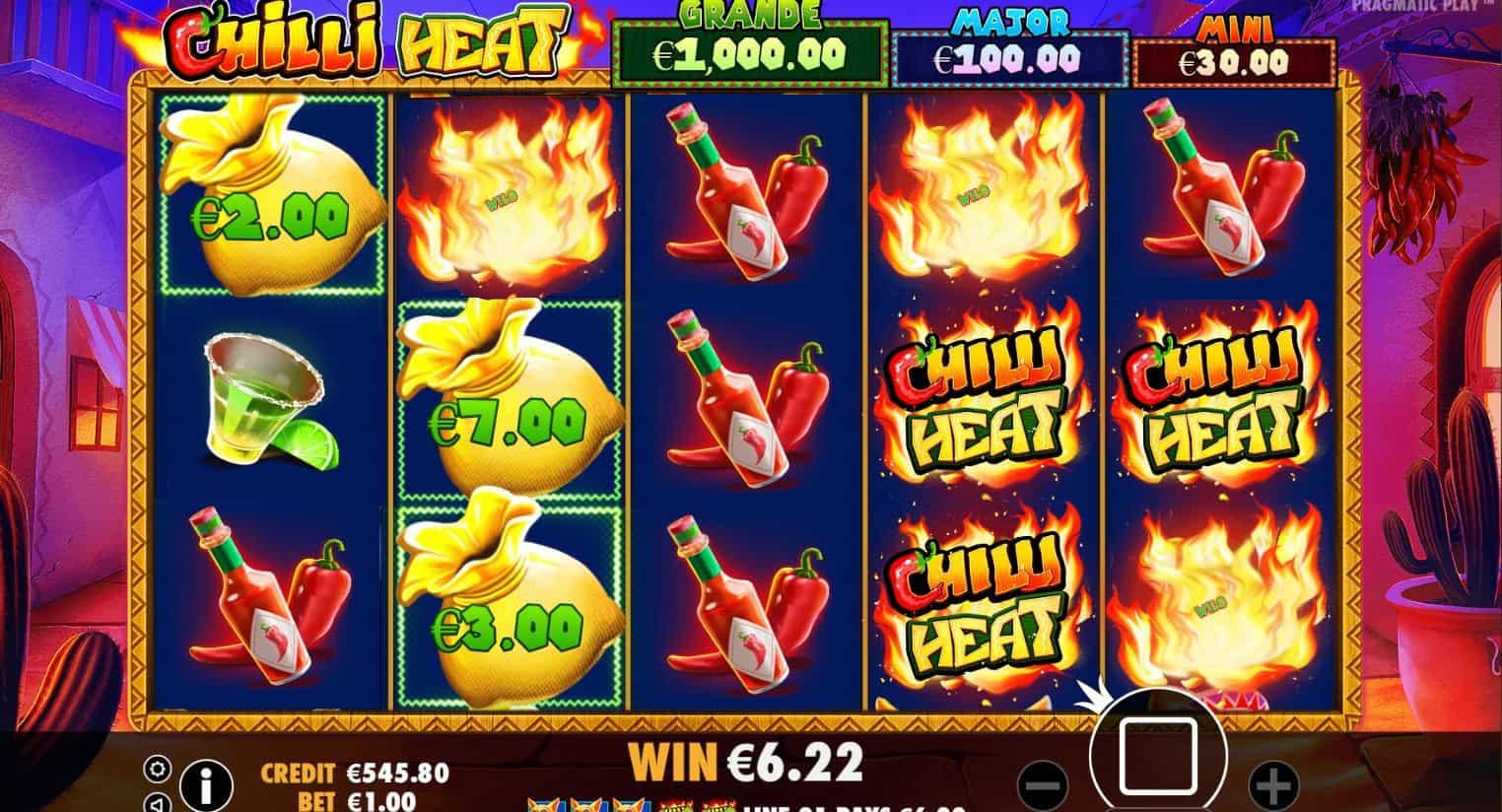 Chilli Heat Gameplay