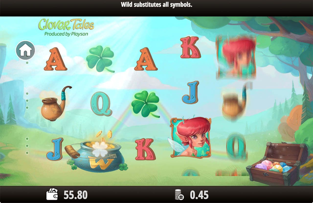 Clover Tales Free Slots