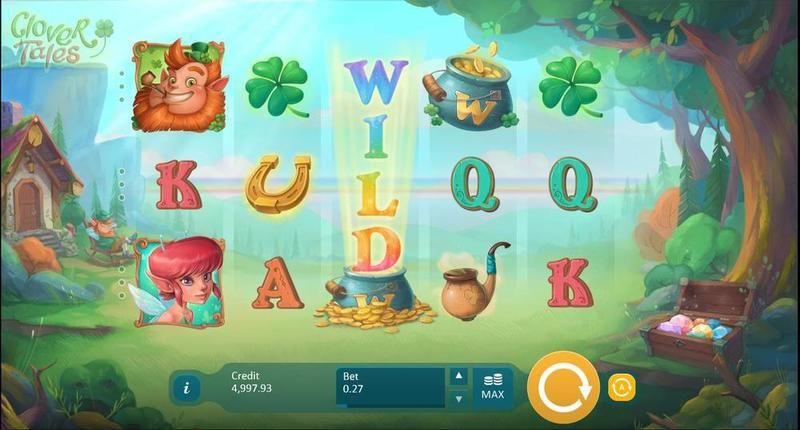 Clover Tales Slot Online