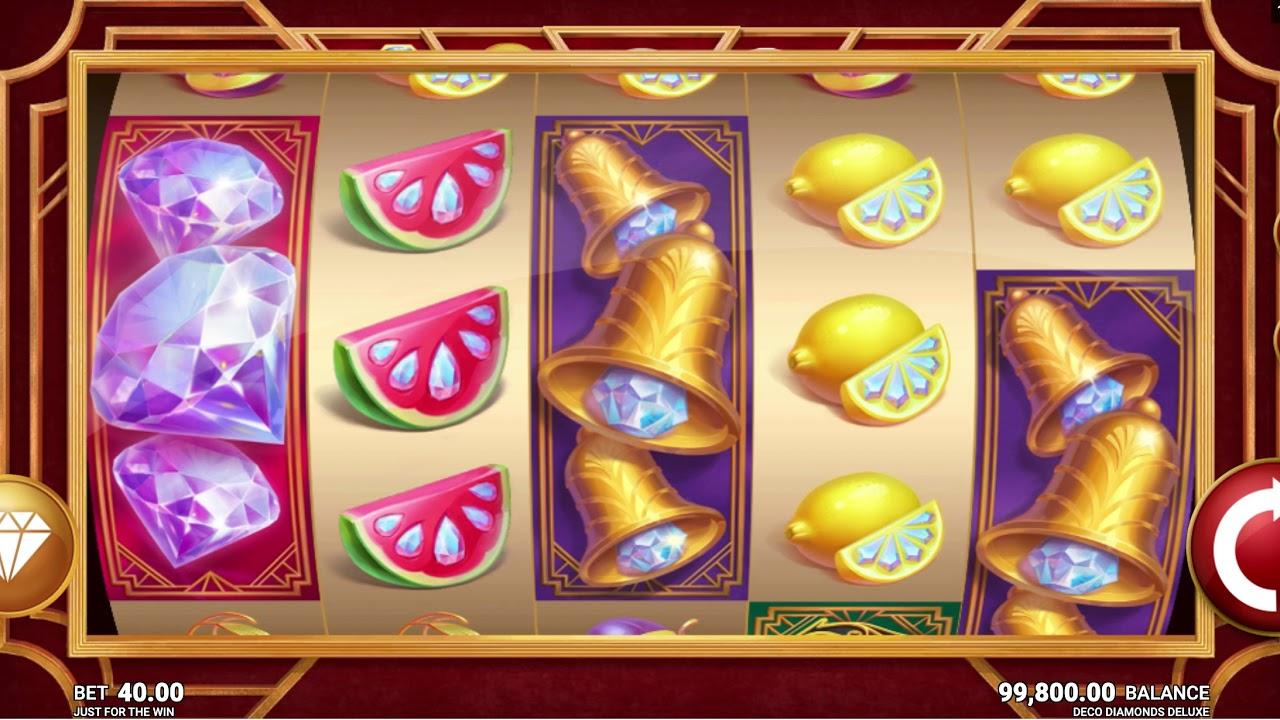 Deco Diamonds Deluxe Free Slots