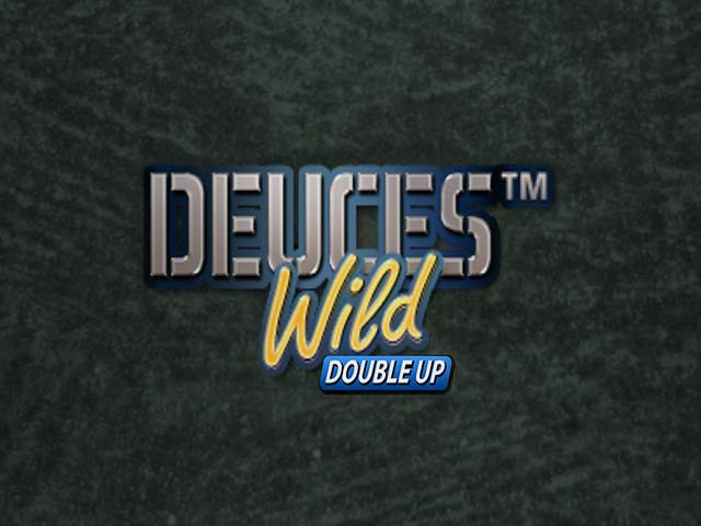 Deuces Wild Double Up Slot Thor Slots