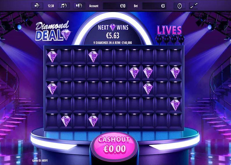 Diamond Deal Slot UK