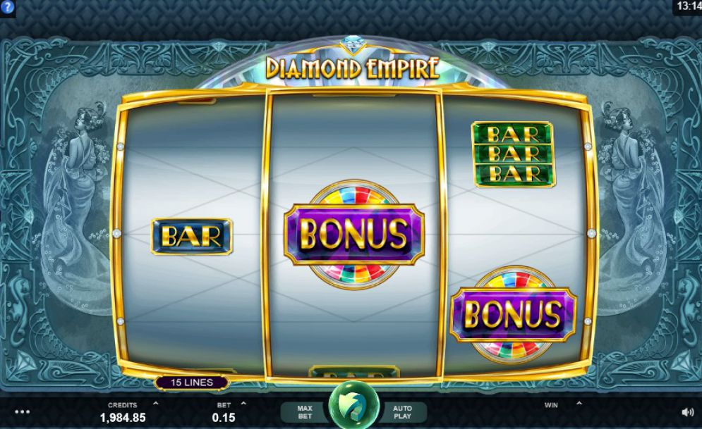 Diamond Empire Slot Game