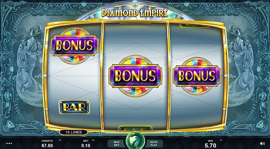 Diamond Empire Free Slots