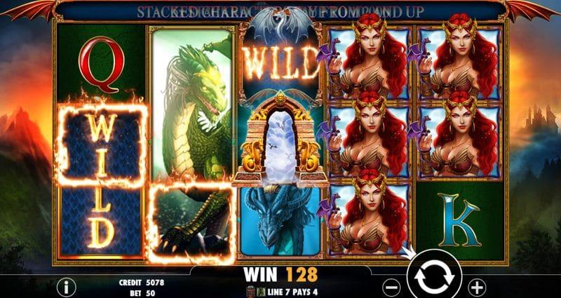 Dragon Kingdom Free Slots