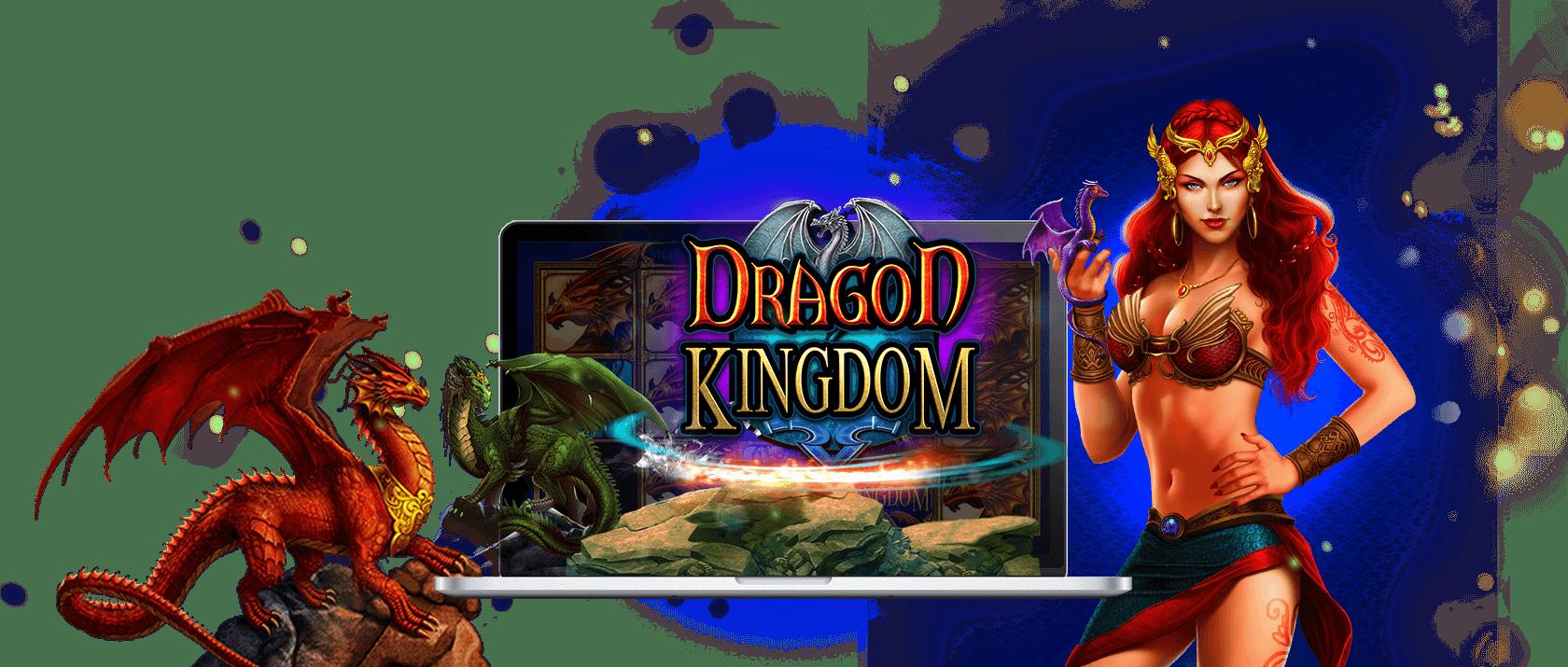 Dragon Kingdom Slot Thor Slots