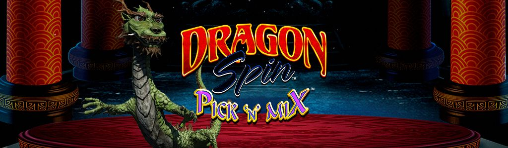 Dragon Spin Pick N Mix Slot Logo Thor Slots