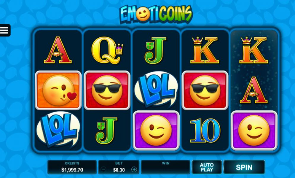 emoticoin gameplay casino