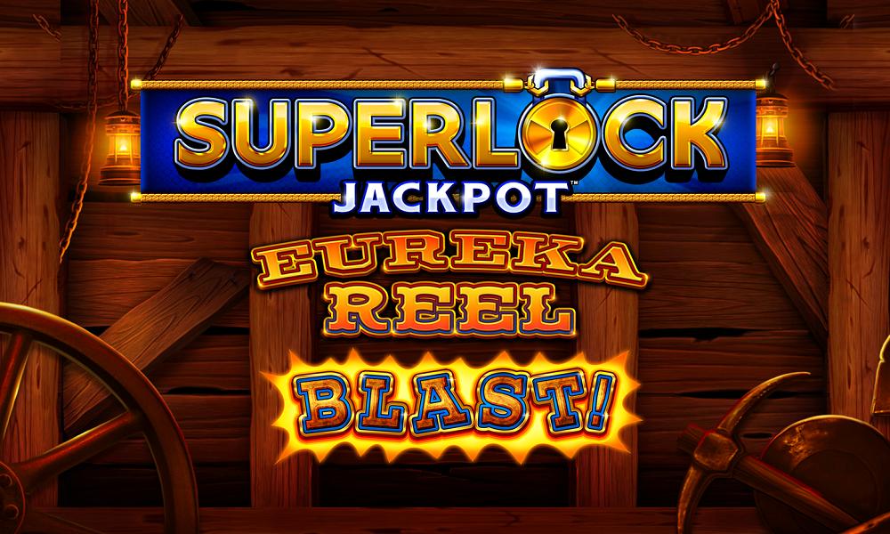 Eureka Reel Blast Super Lock Slot Thor Slots