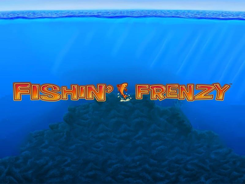 Fishin Frenzy Slot Game