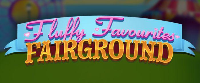 Fluffy Favourites Fairground Logo