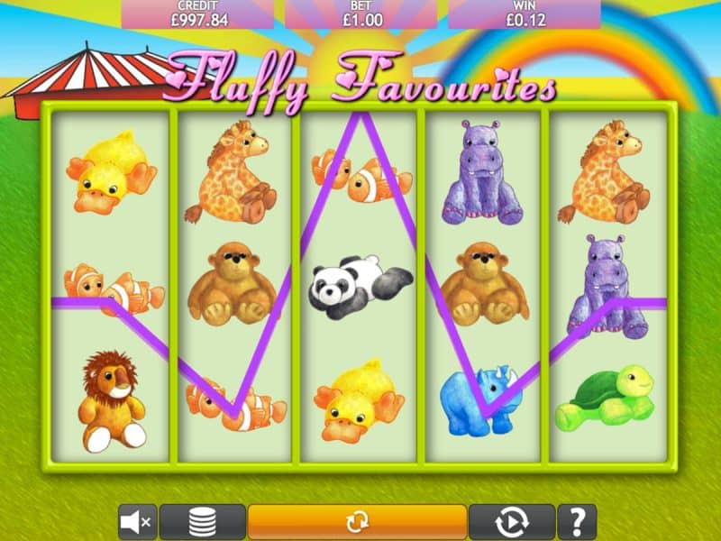 Gameplay of Fluffy Favourites