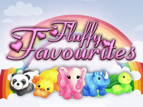 The Logo Of Fluffy Favourites